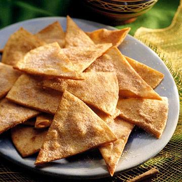 Sopaipilla Chips
