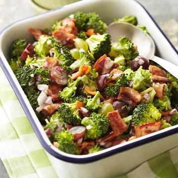 Broccoli Grape Salad