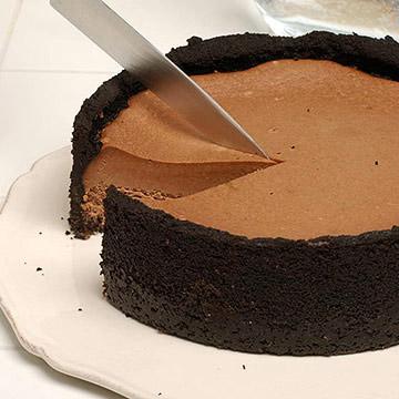 Chocolate-Irish Cream Cheesecake