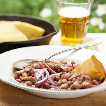 Beans and Ham Hocks
