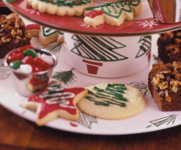 Nutcracker Brownies