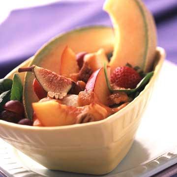 Honey of a Fruit Salad