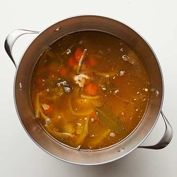 AZ's Ultimate Chicken Stock