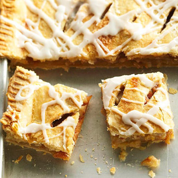 Danish Pastry Apple Bars