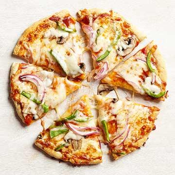 Gluten-Free Homemade Pizza