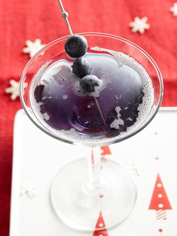 Old Blue Eyes Martini