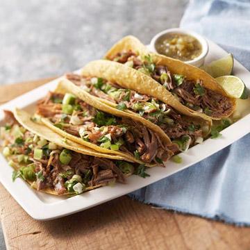 Mexican Tacos Carnitas