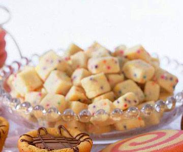 Elfin Shortbread Bites