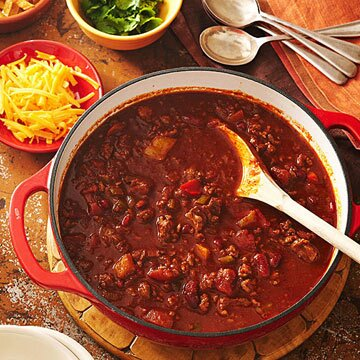 Colossal Chili Midwest Living
