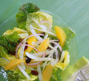 Fennel-and-Orange Salad