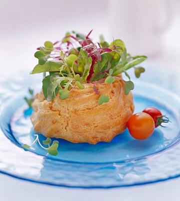 Gougere Salad