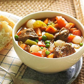 Miner's Beef Stew