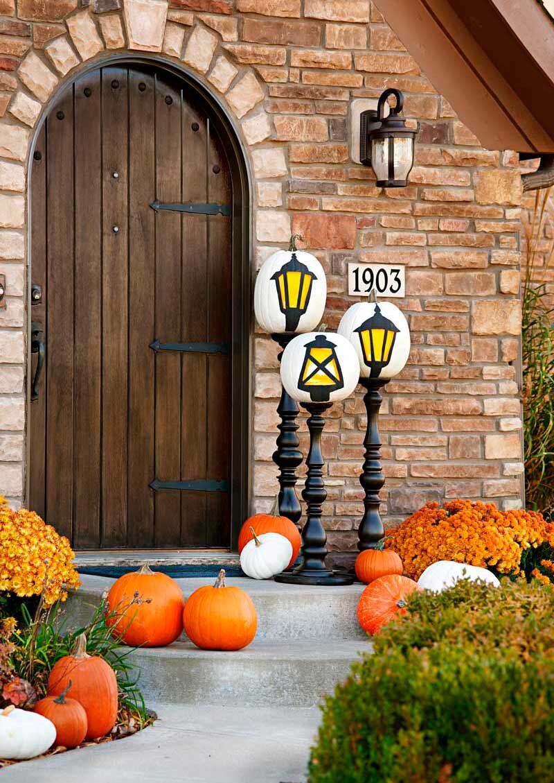 Front Door Decorating Ideas for Fall | Midwest Living