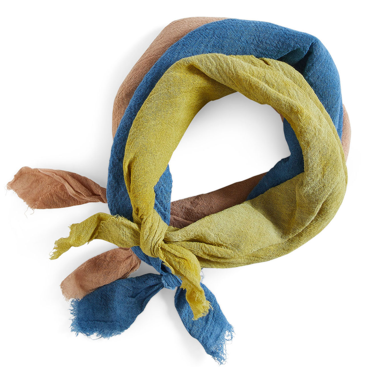 Scrunchies made by Rosemarine Textiles
