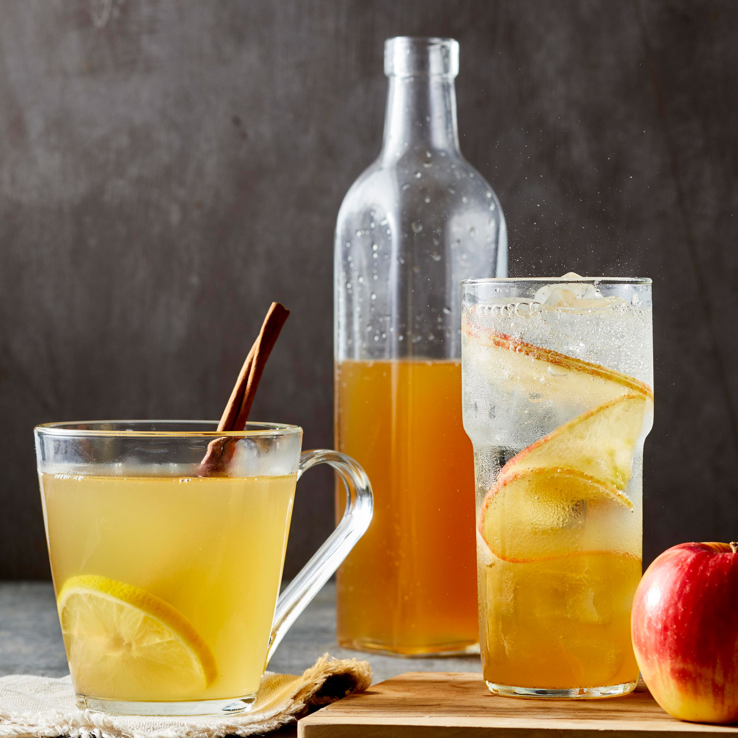 Tingling with fennel and allspice and infused with a pound of apples, chef Jonathon Sawyer's shrub (an old-timey drink mixer) evokes the taste of spiced cider in a sourful new-old way. The recipe comes from his cookbook House of Vinegar.