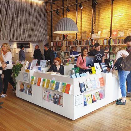Milkweed bookstore