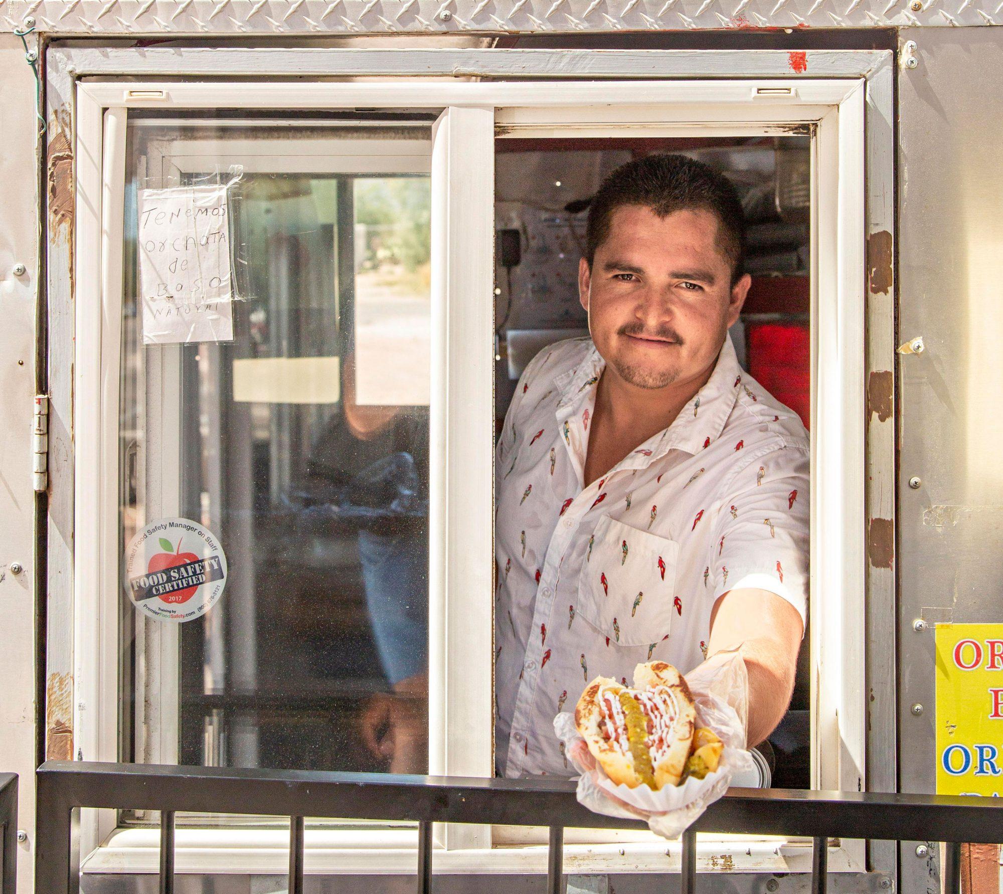 Ruiz Hot-Dogs Los Chipilones