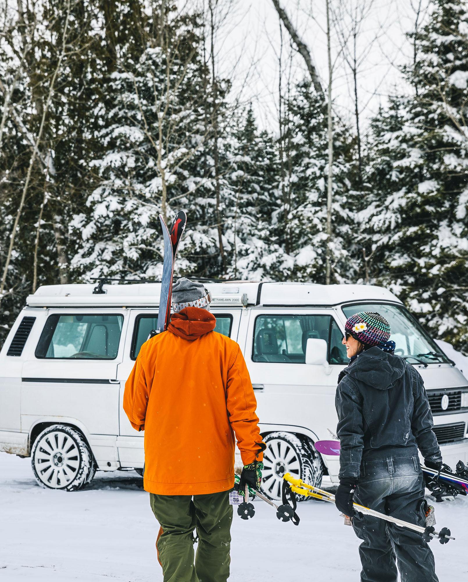 Michigan skiing