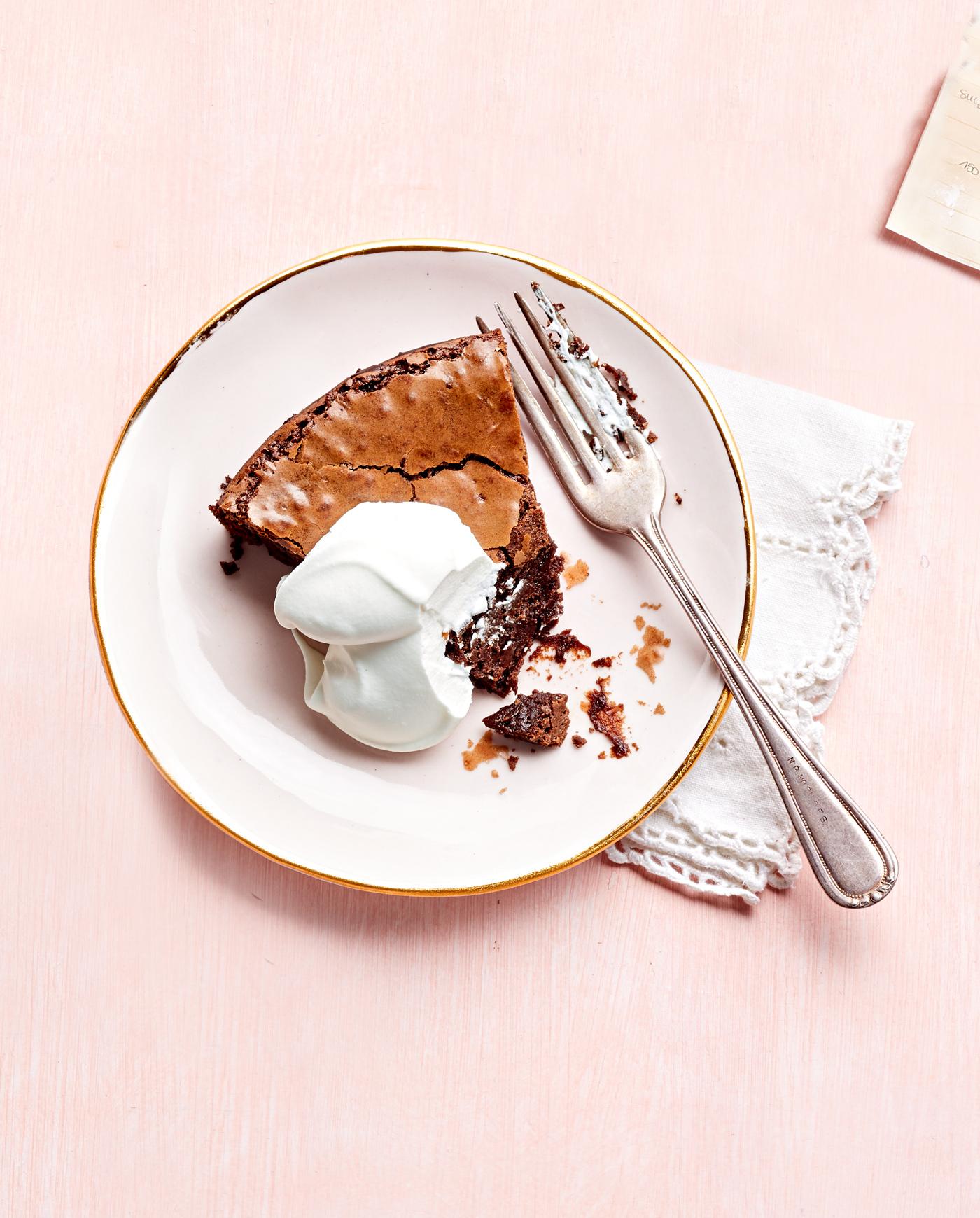 Gâteau au Chocolate