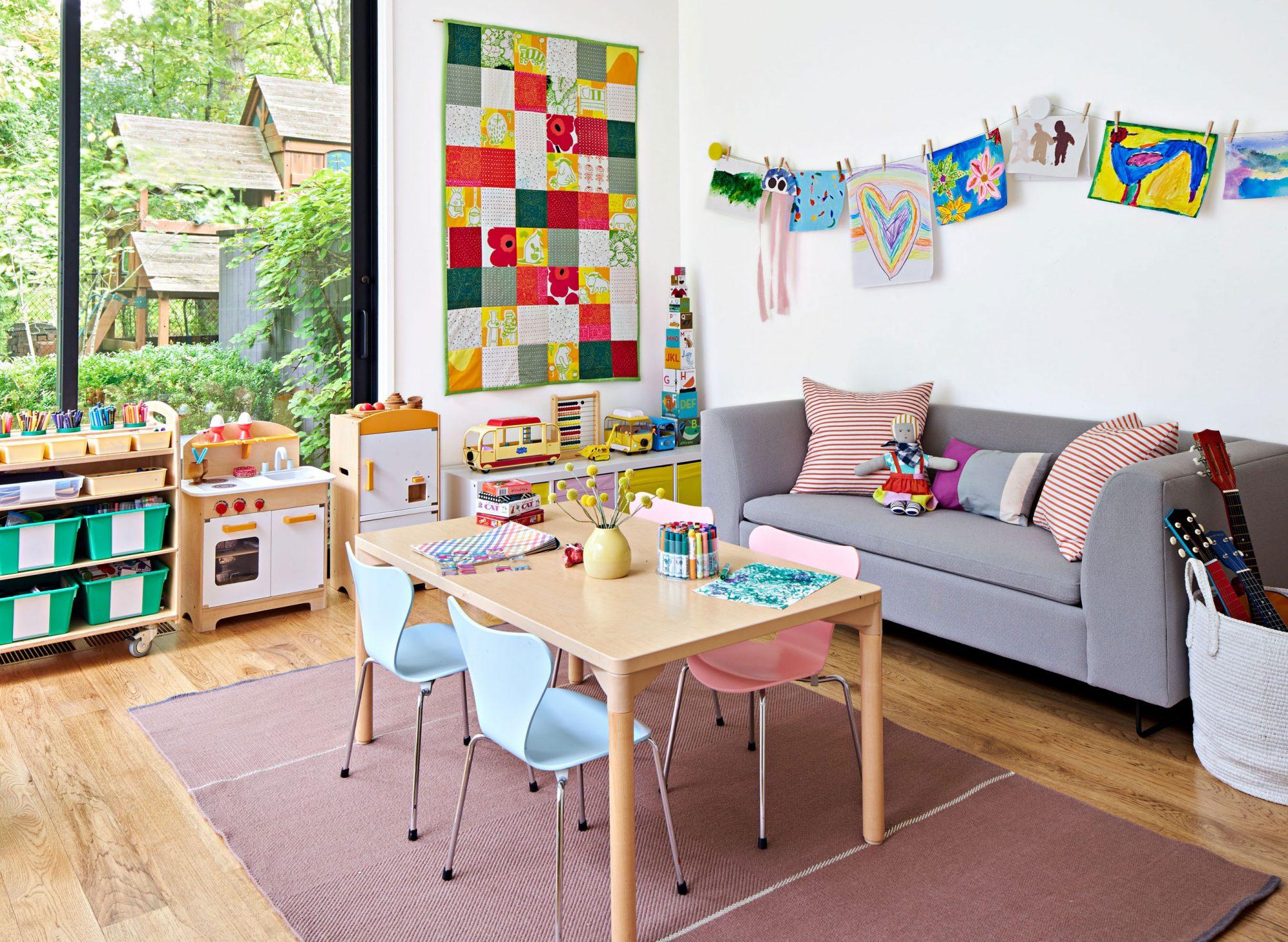 Segal playroom