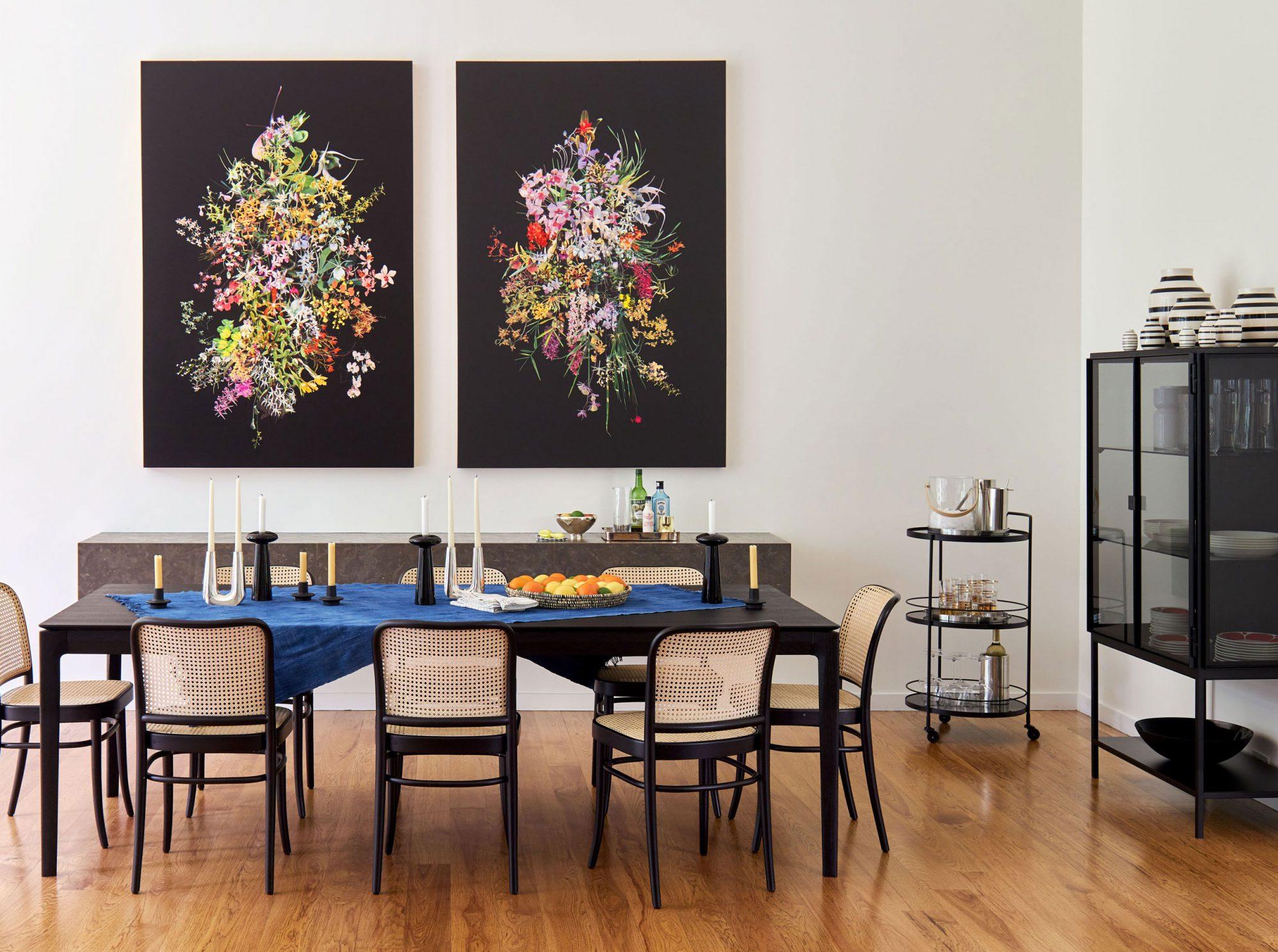 Segal dining room