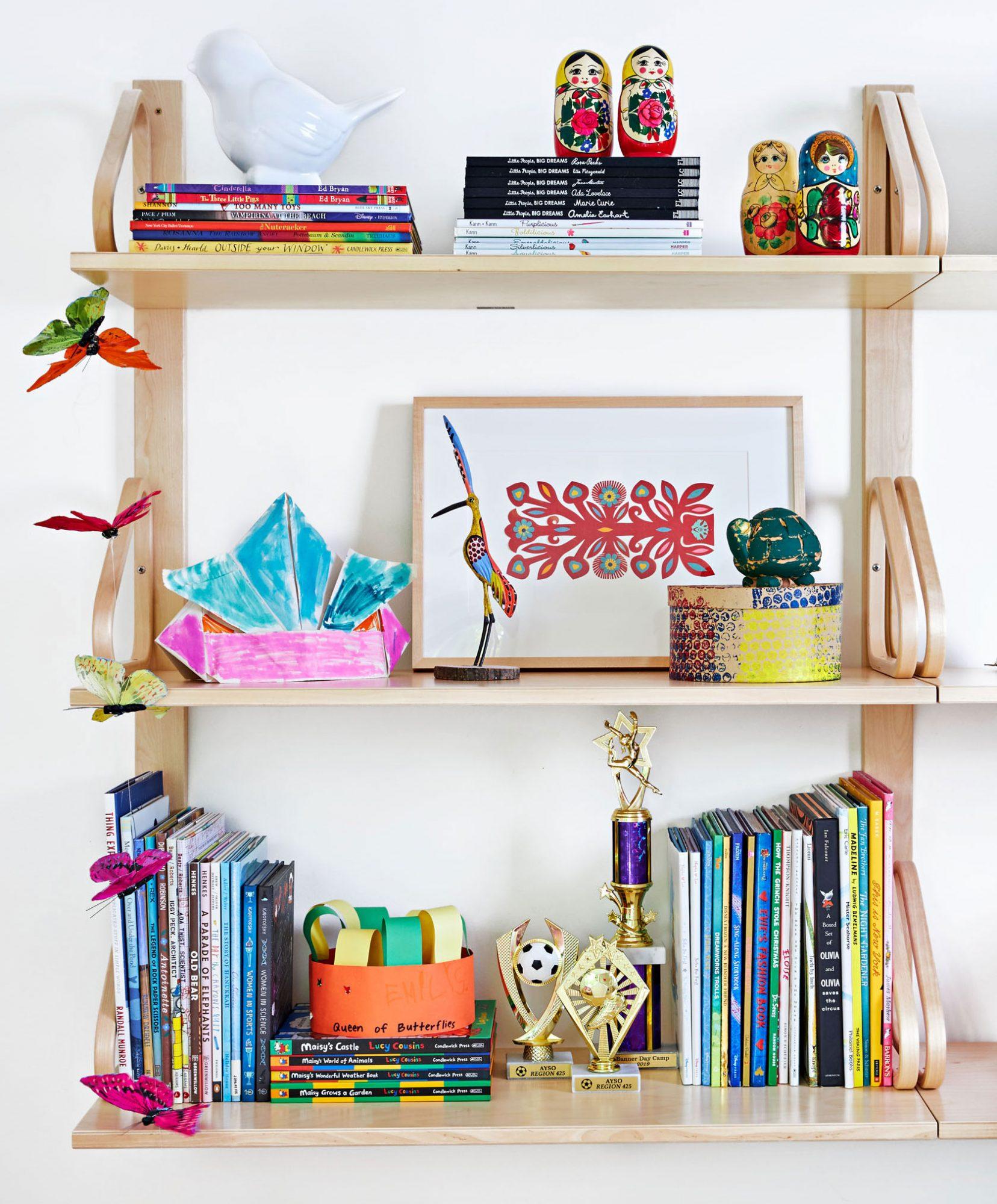 Segal home shelf