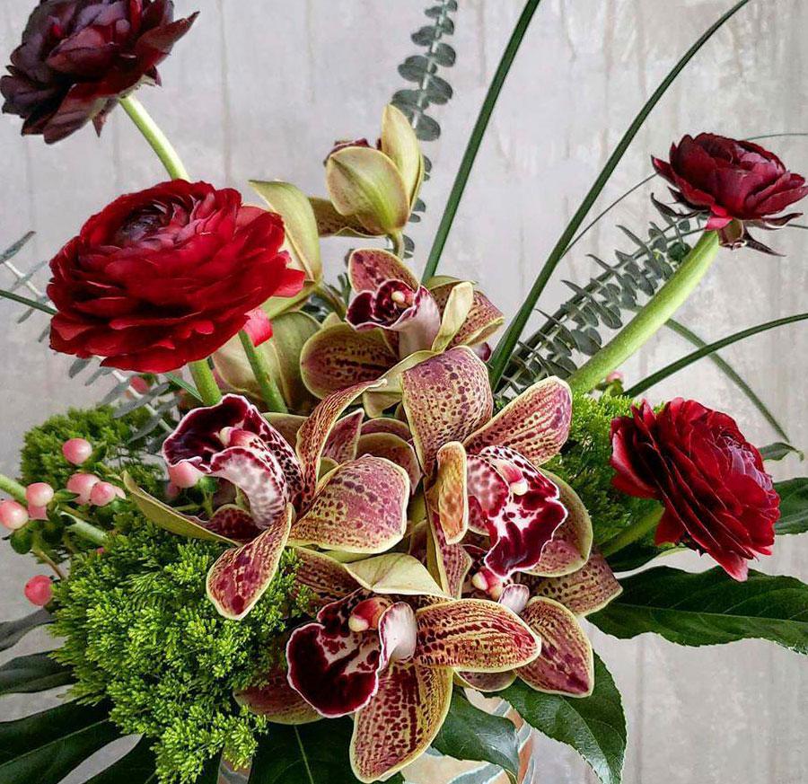 Robin Wood Flowers