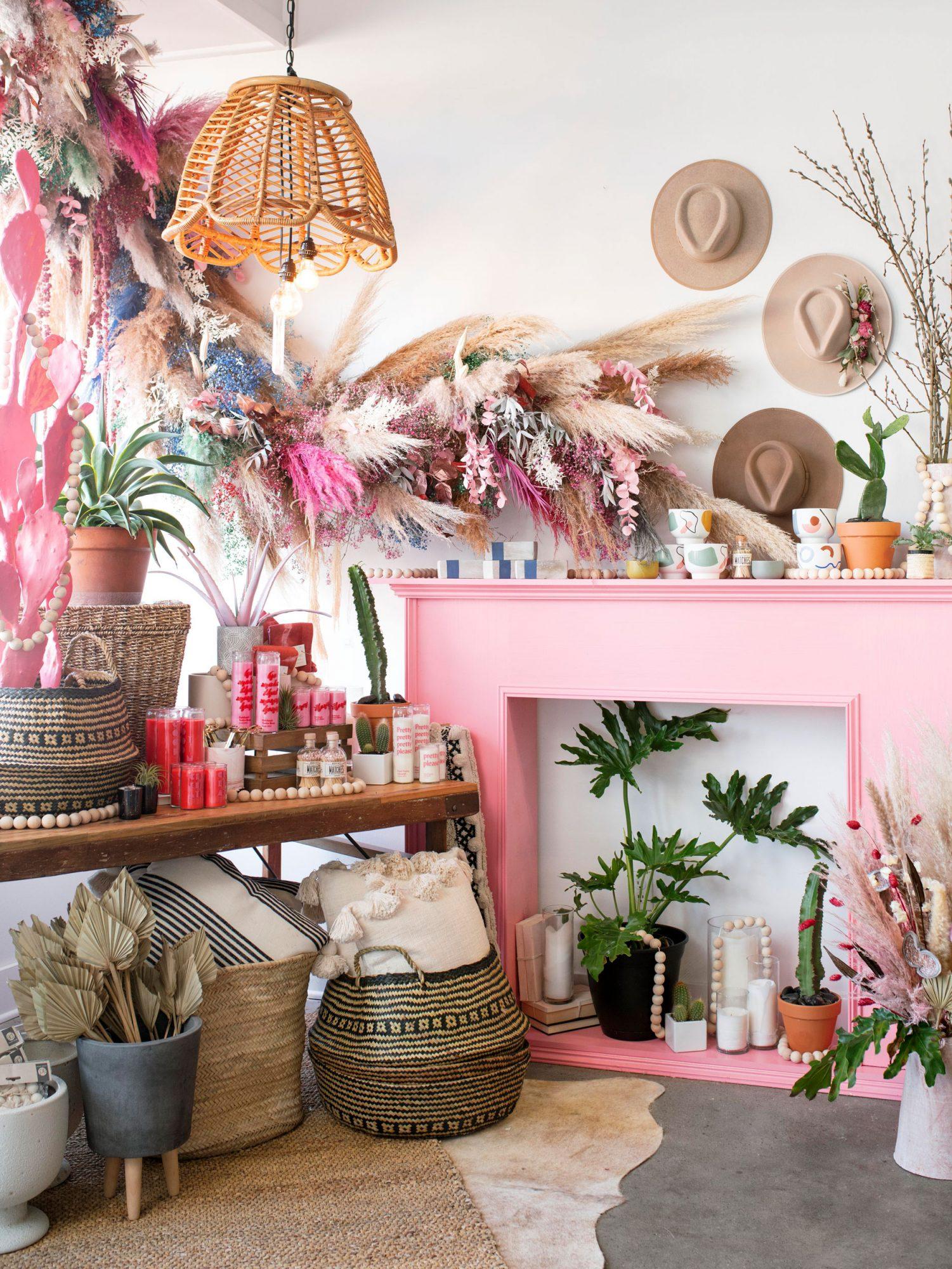 Wildflower shop