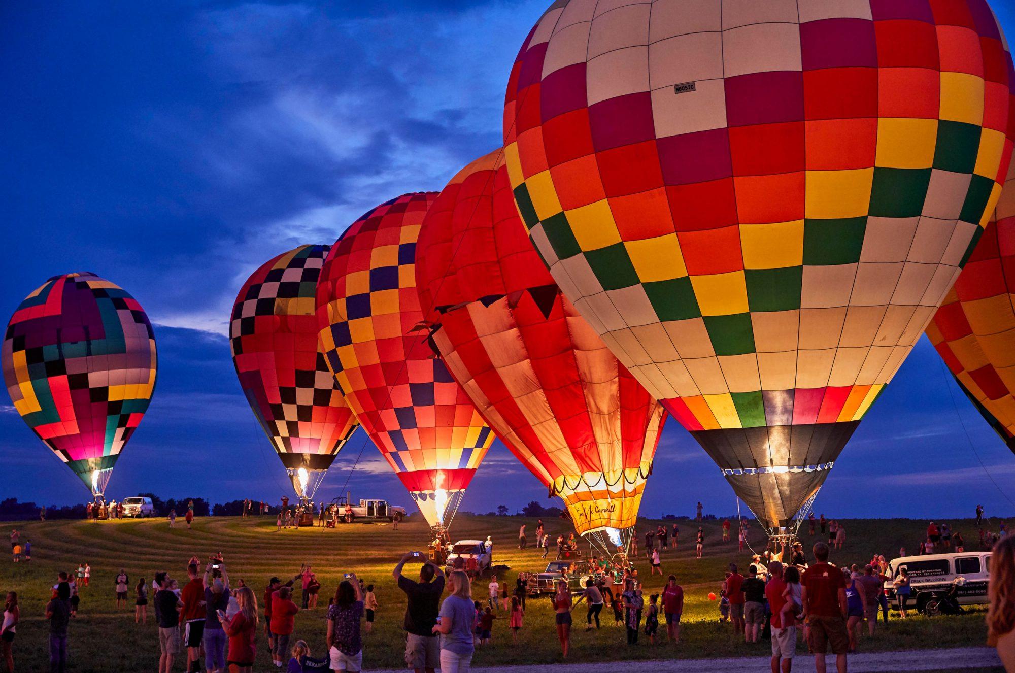 Indianola Balloon Classic