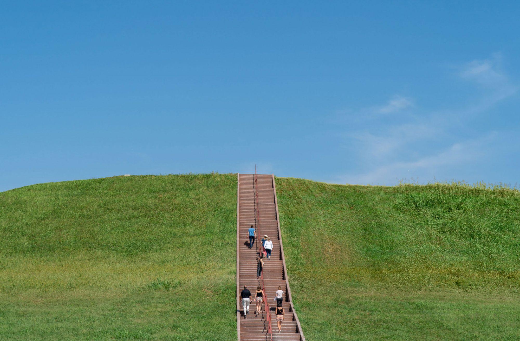 Cahokia Mounds, Collinsville