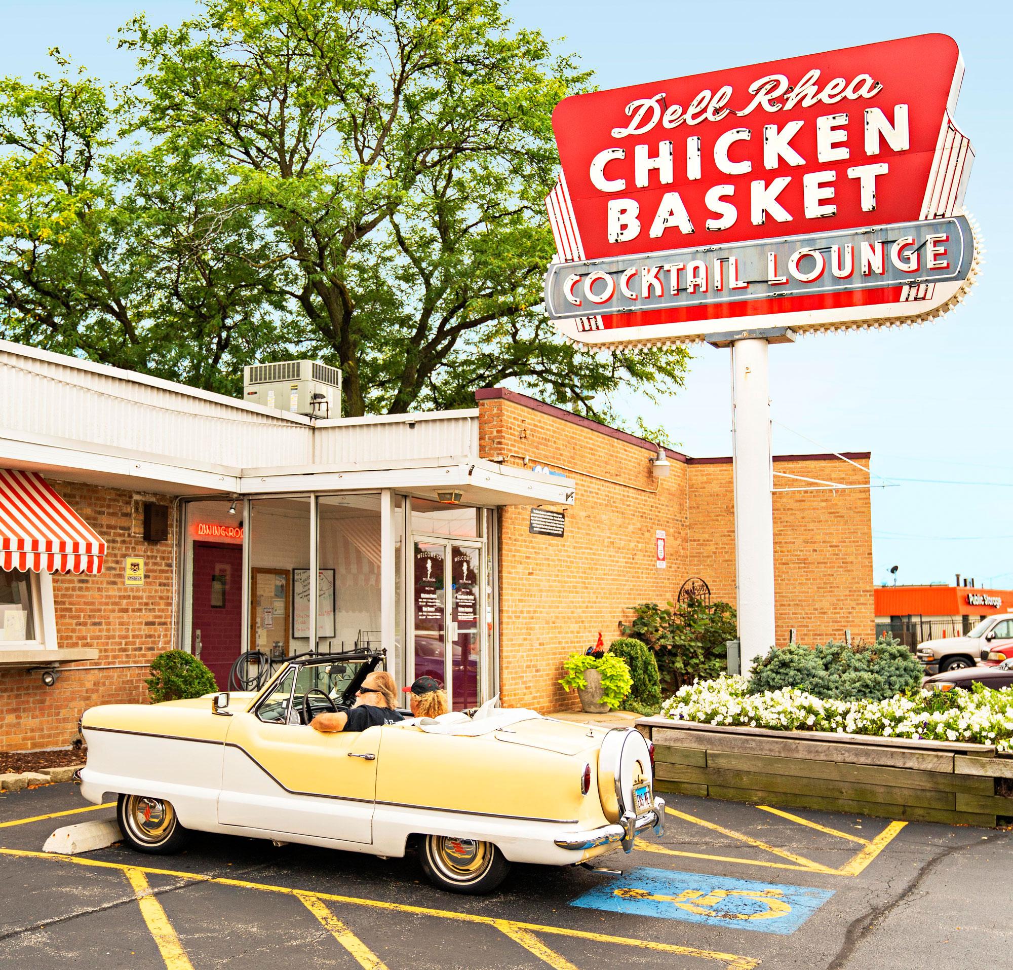 Dell Rhea Chicken Basket