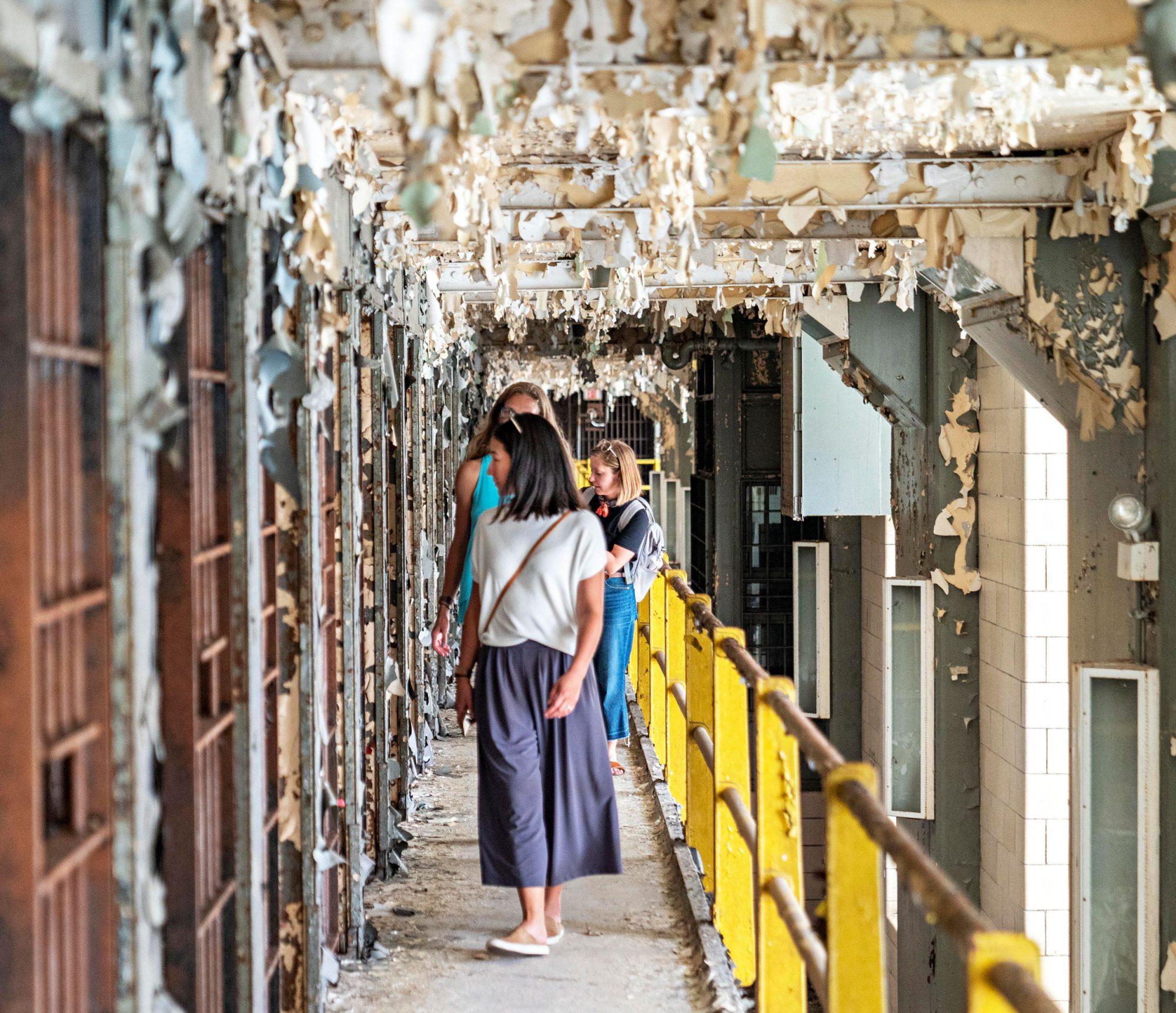 Old Joliet Prison, Joliet