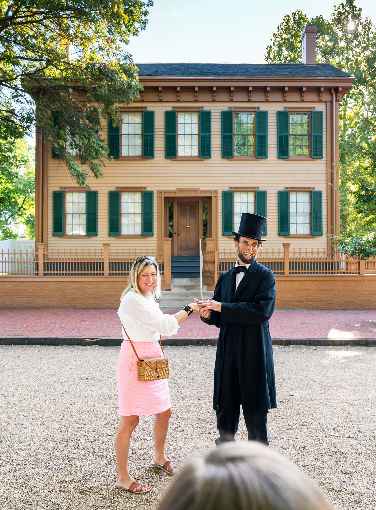 Lincoln Home, Springfield
