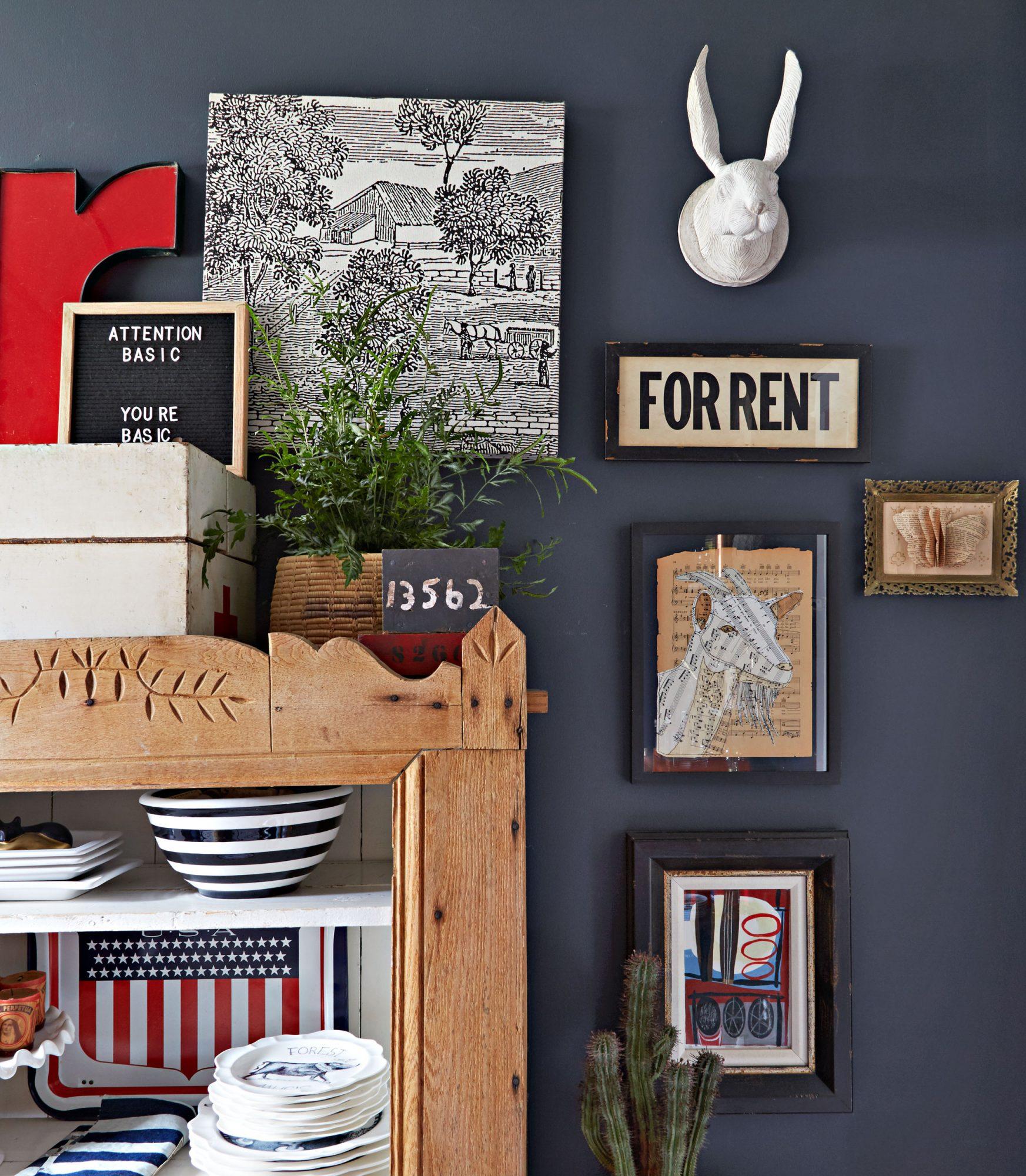 Pine cupboard, Boyles home