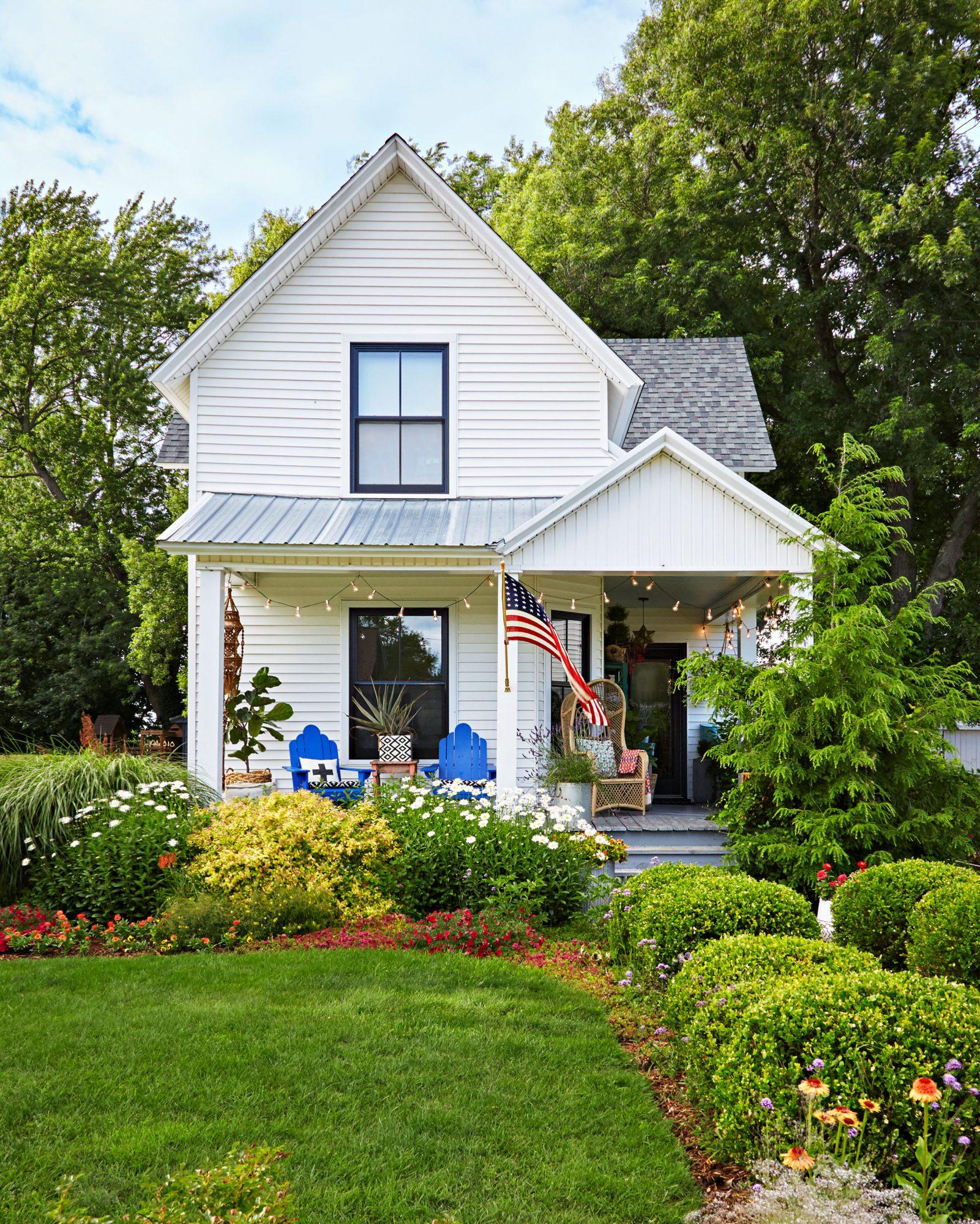 Boyles home exterior