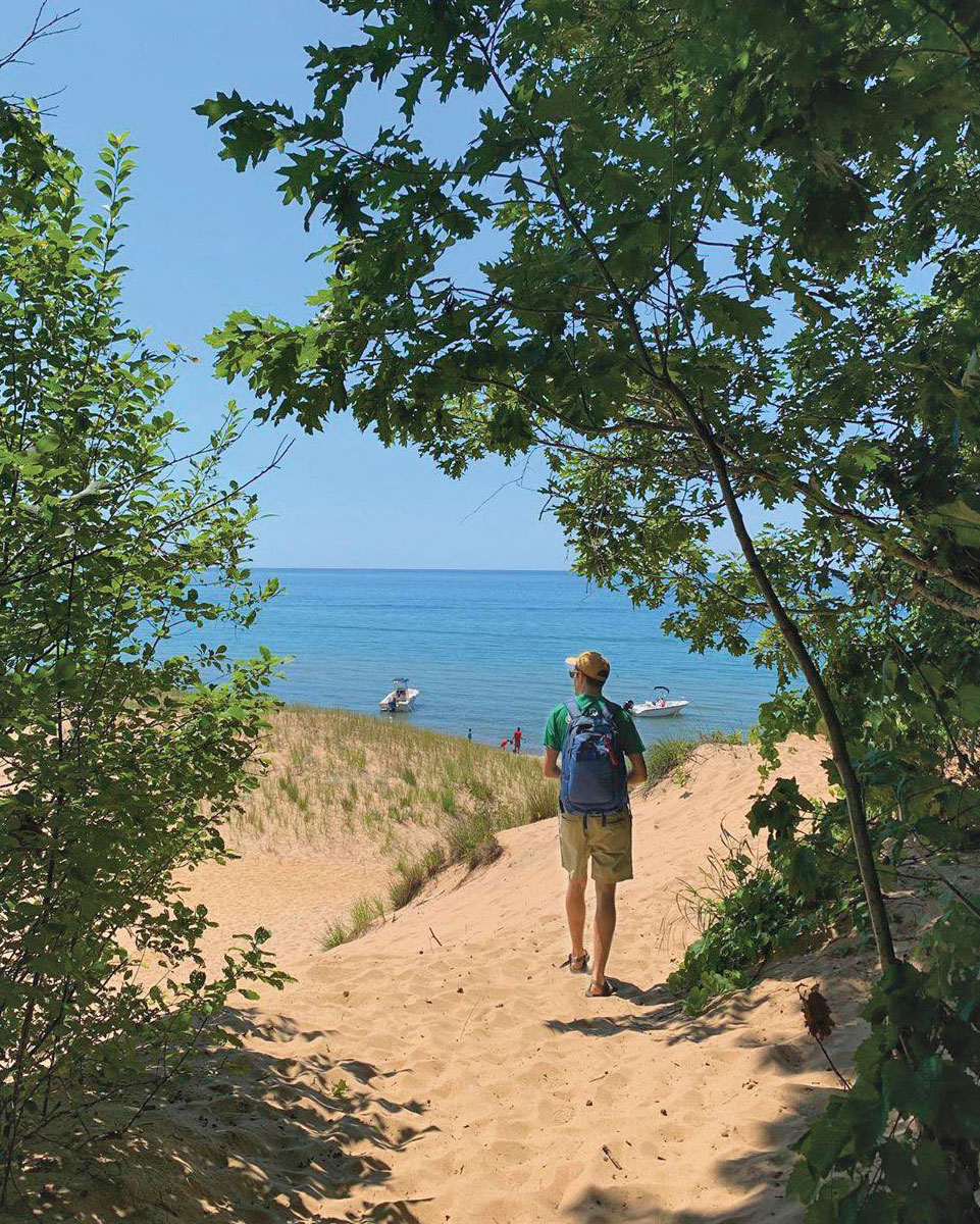 Saugatuck Dunes State Park, Michigan