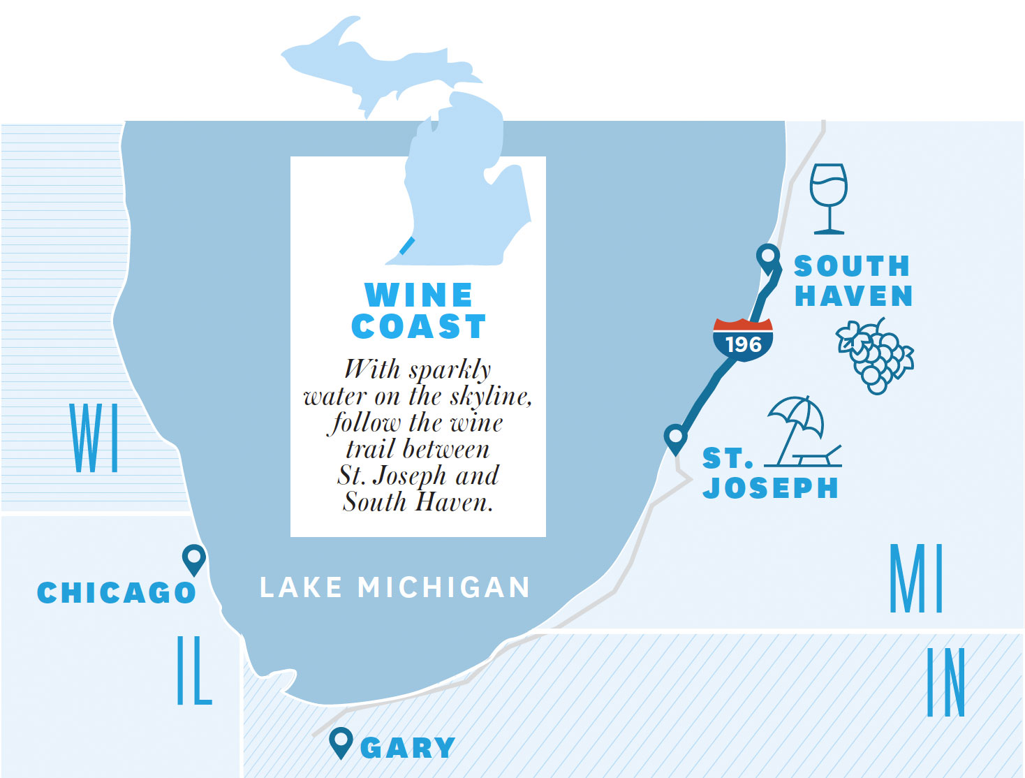 Southwest Michigan Wine Trail