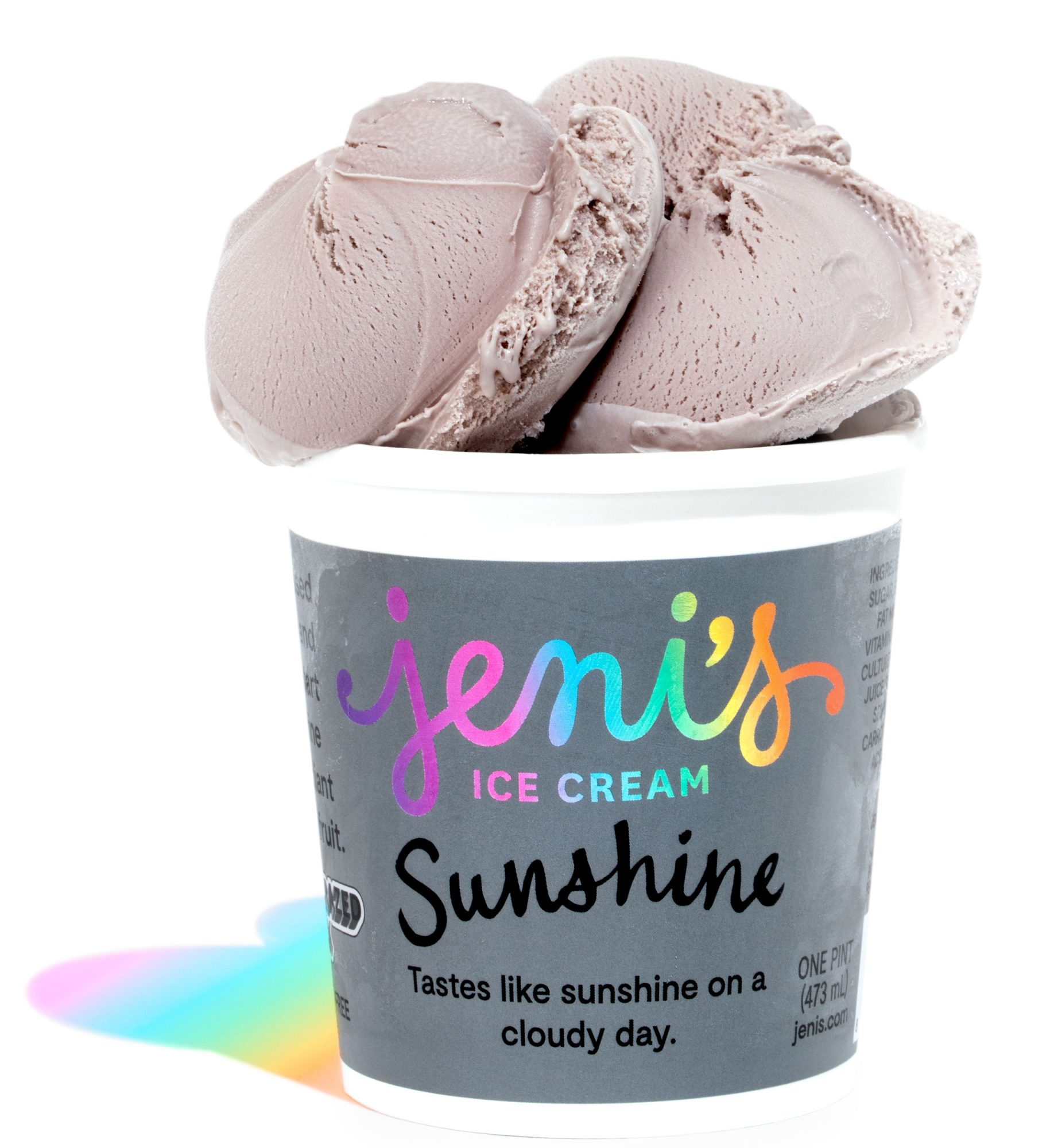 Sunshine ice cream