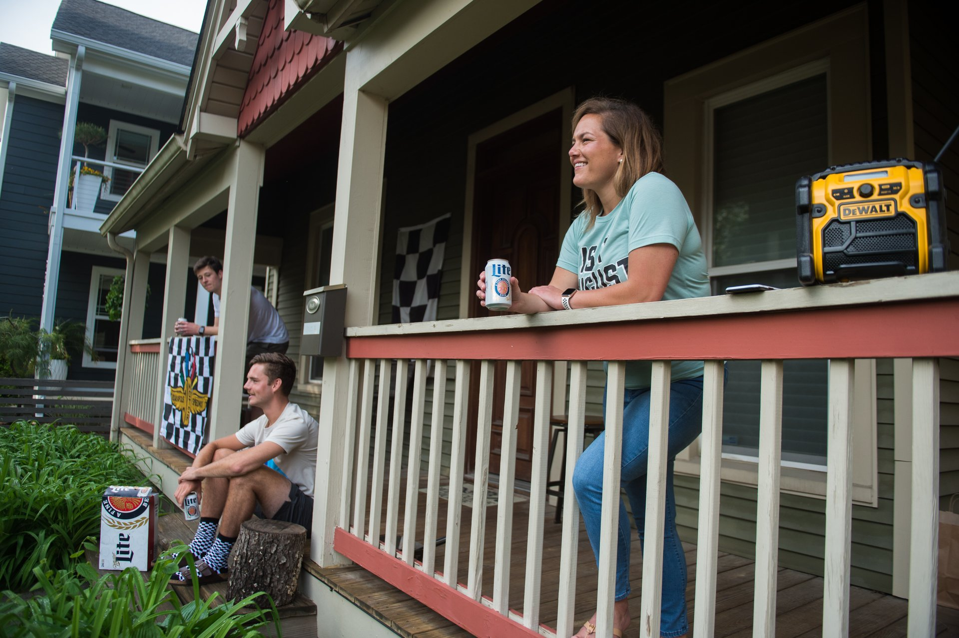 Visit Indy Porch Party