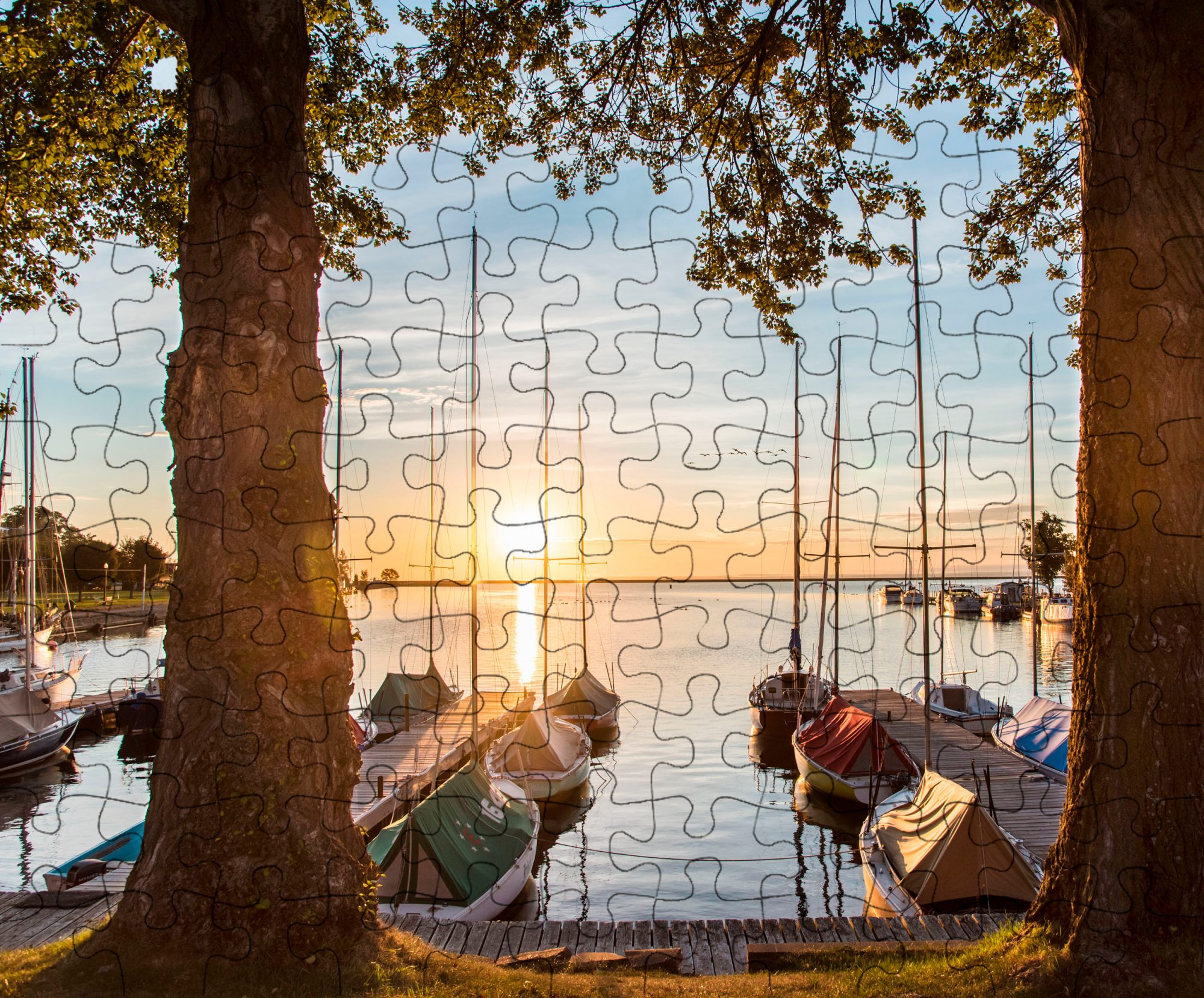 Marquette puzzle