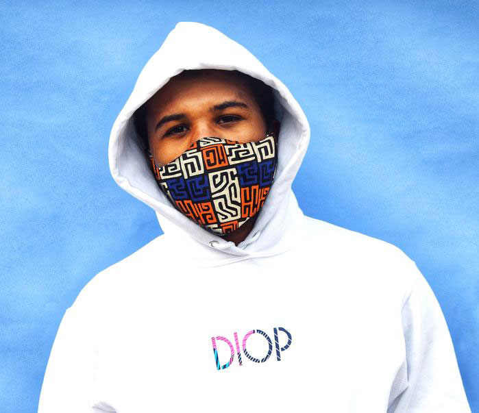 DIOP face masks