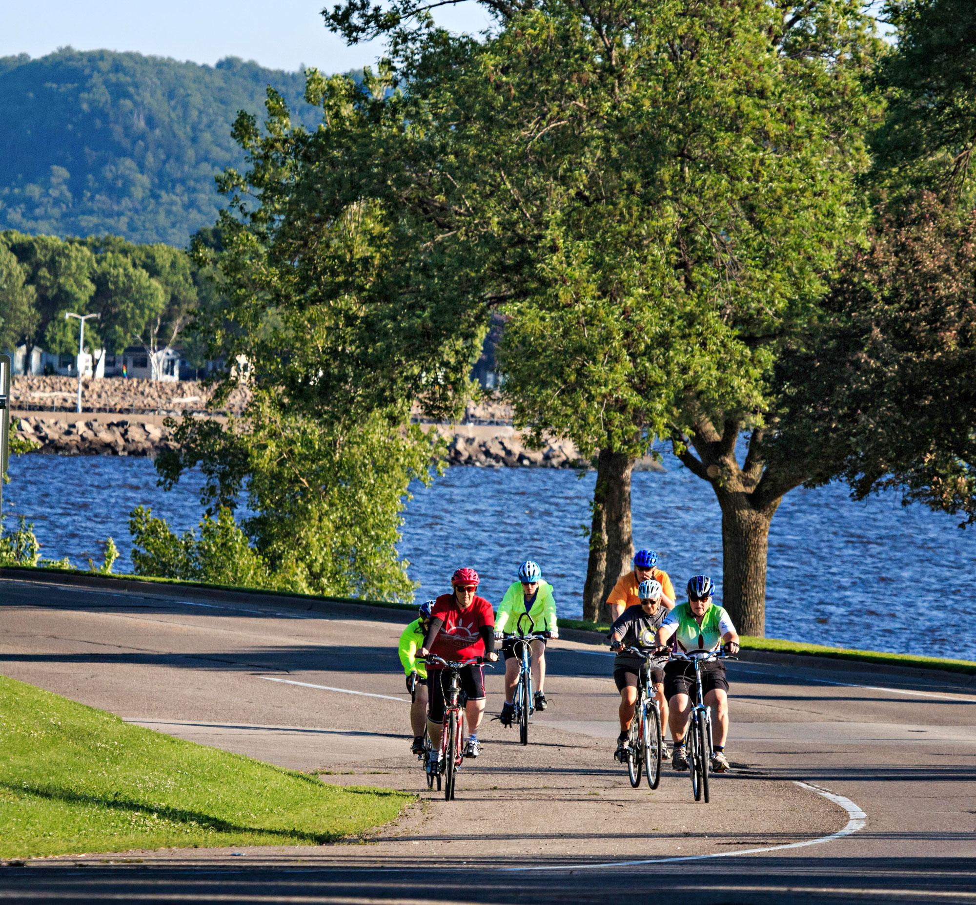Great River Road getaway