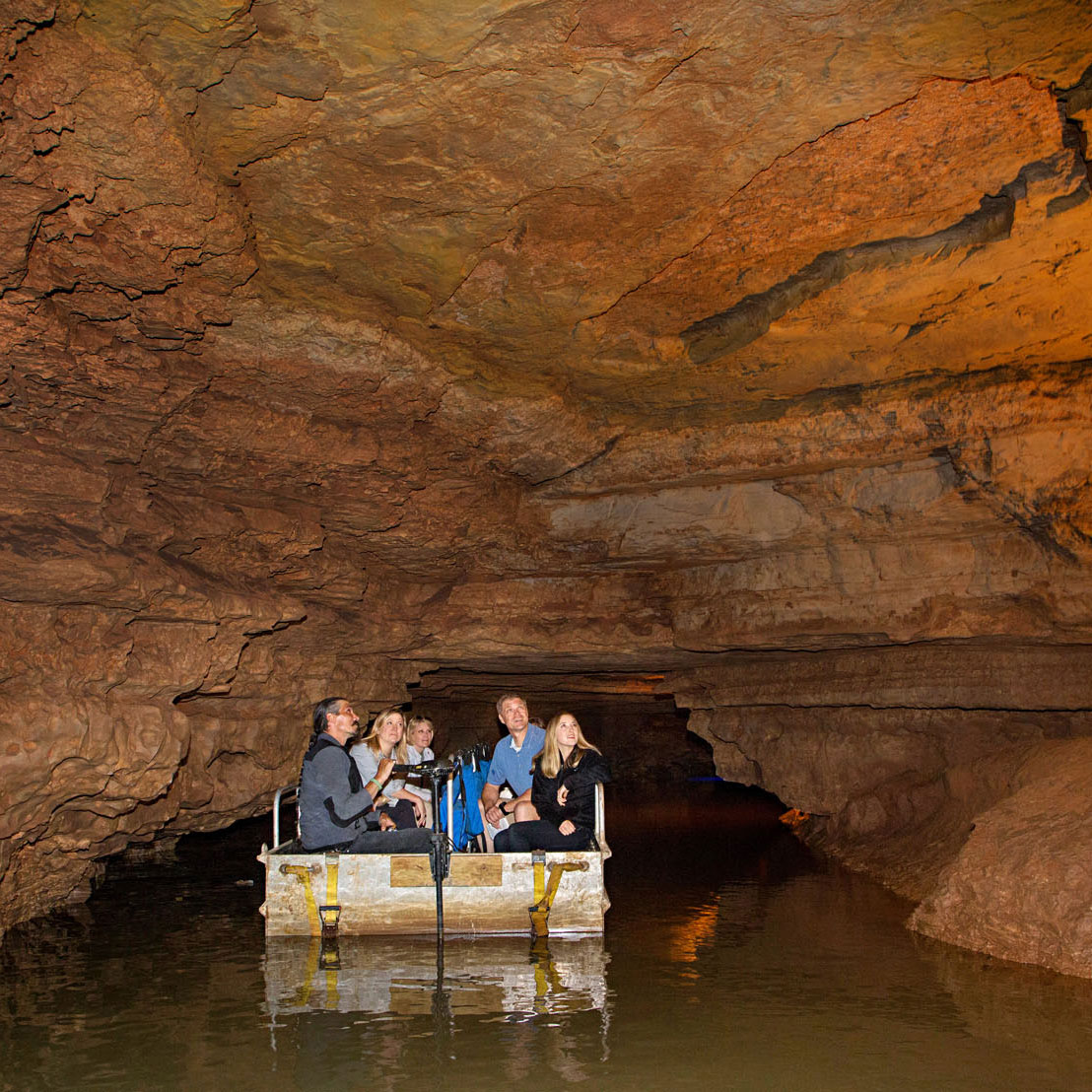 Indiana Caverns Family Adventure Park