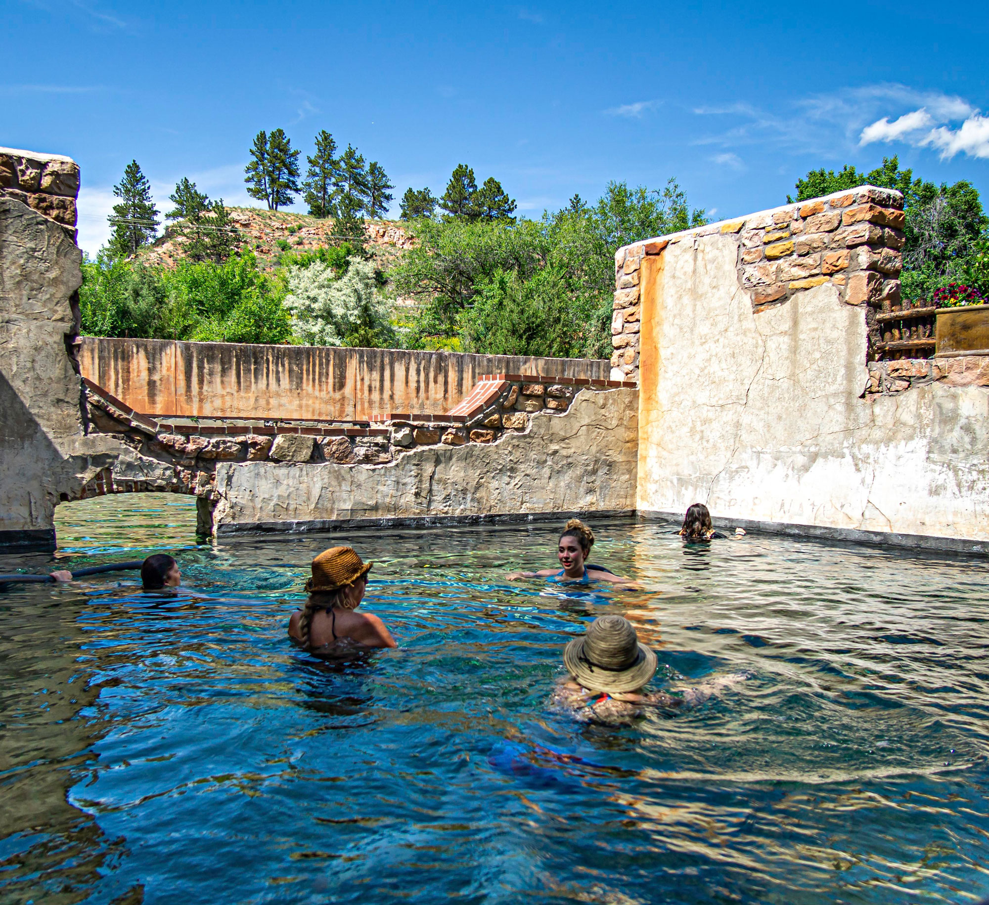 Moccasin Springs Natural Mineral Spa