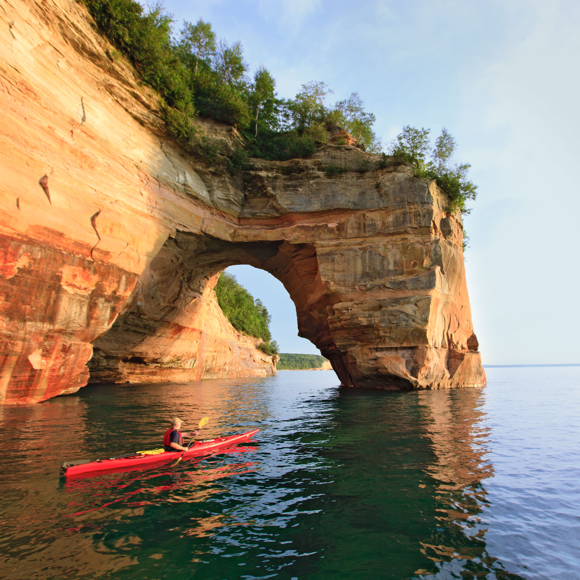 Wellness—Places to Paddle: Apostle Islands National Lakeshore