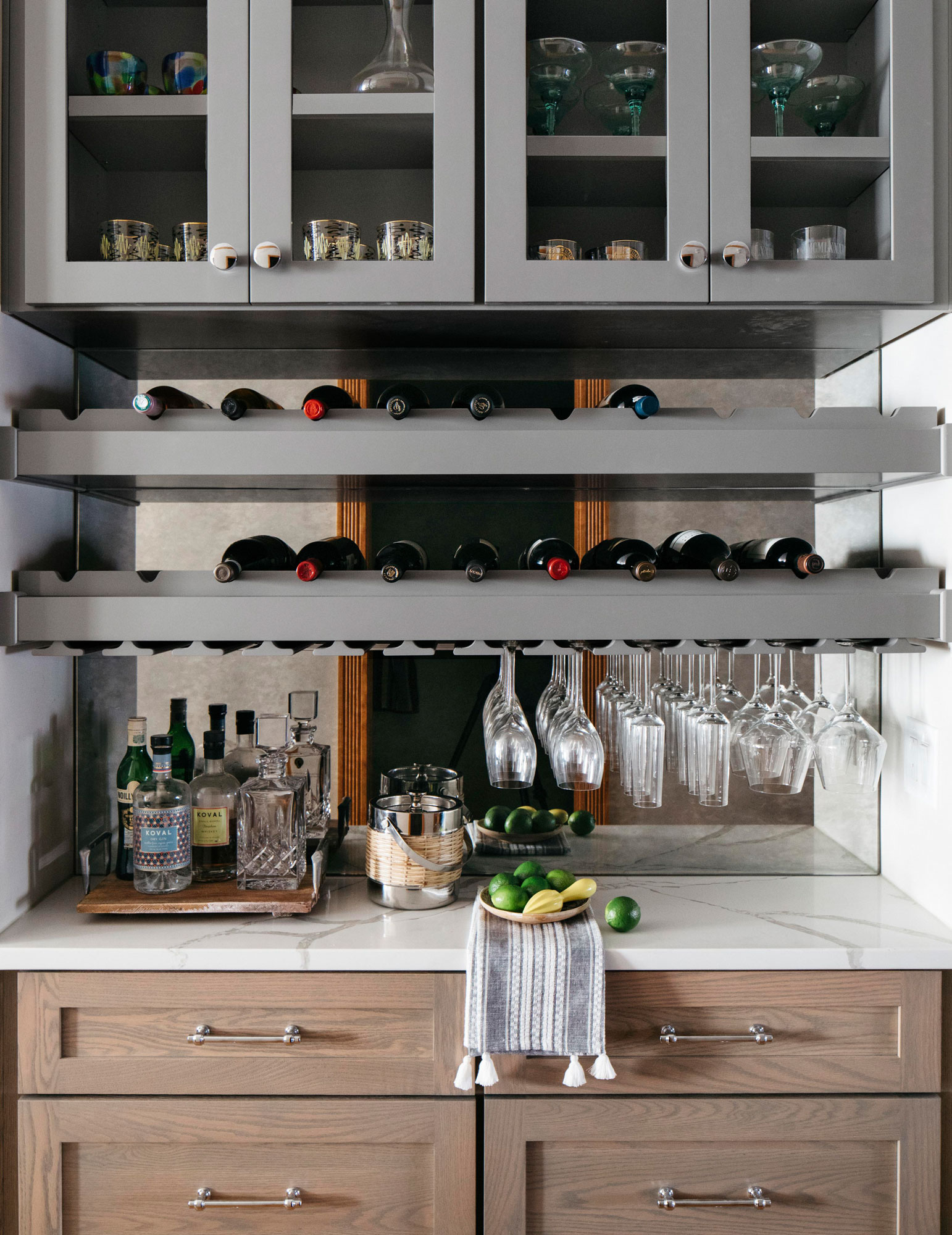 Chicago kitchen by designer Steph Flemming