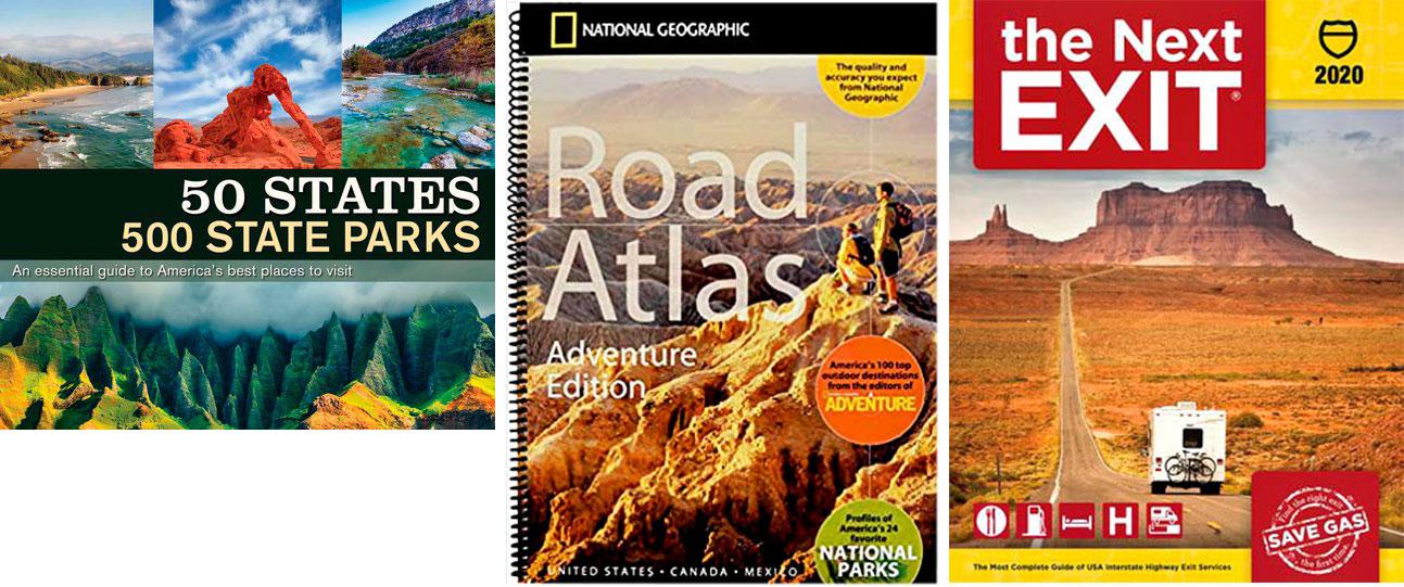 Road trip books