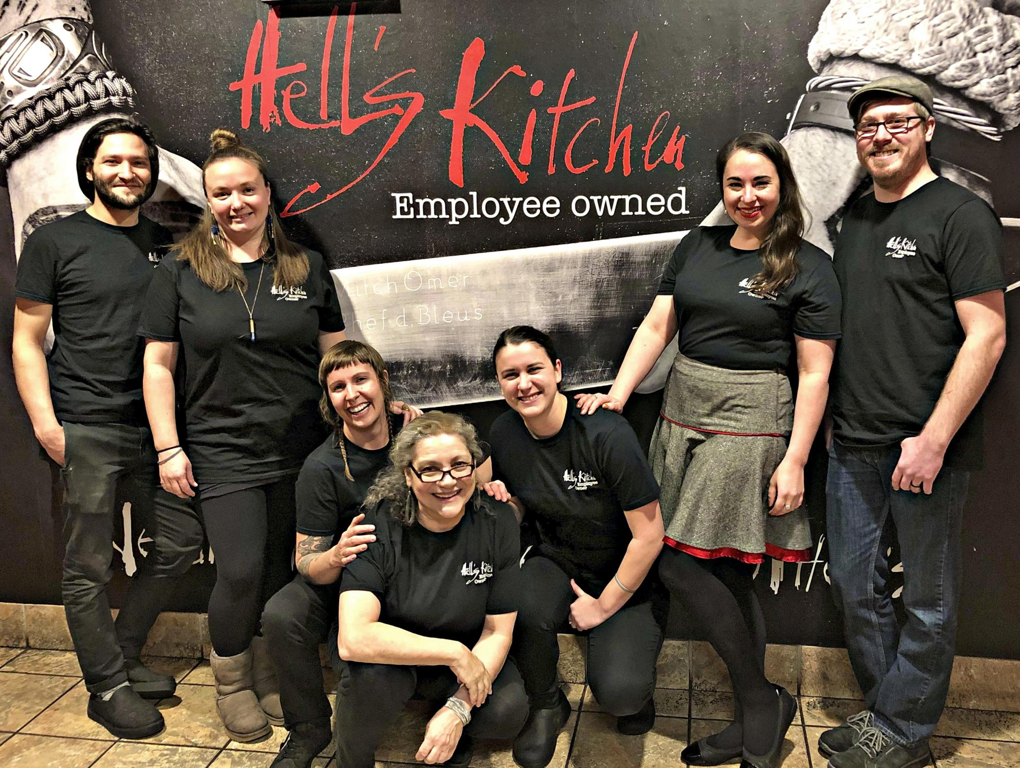 Hell's Kitchen employees