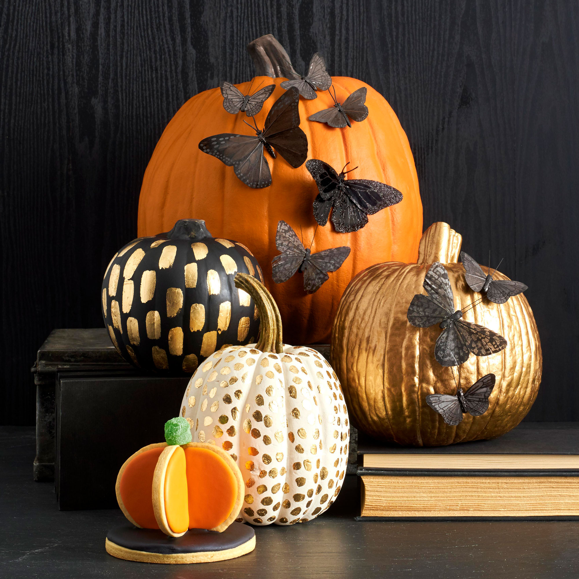 No-carve decorating