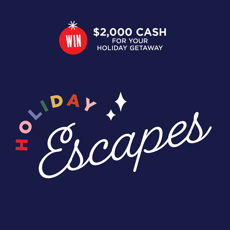 Holiday Escapes